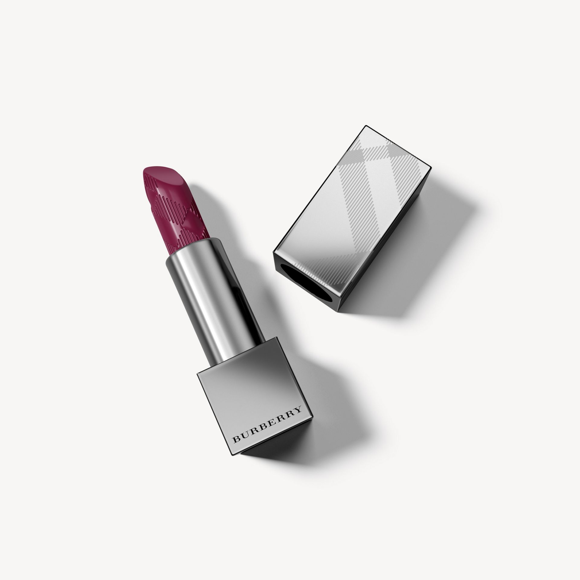 Bright plum 101 Burberry Kisses – Bright Plum No.101 - gallery image 1