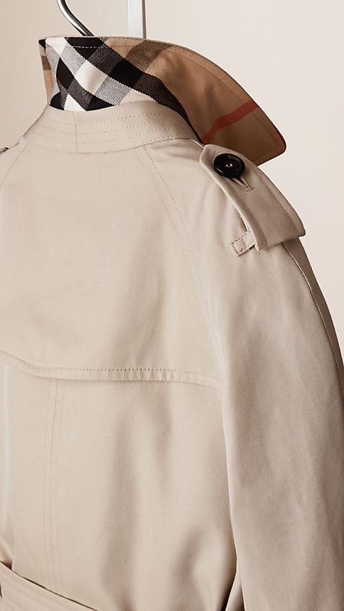 Stone The Wiltshire - Heritage Trench Coat - Image 3