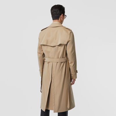 Trench Heritage long The Chelsea (Miel) Homme   Burberry