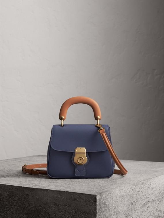 Bolsa de mão DK88 - Pequena (Azul Nanquim)