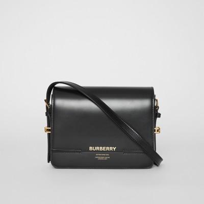 burberry black purse