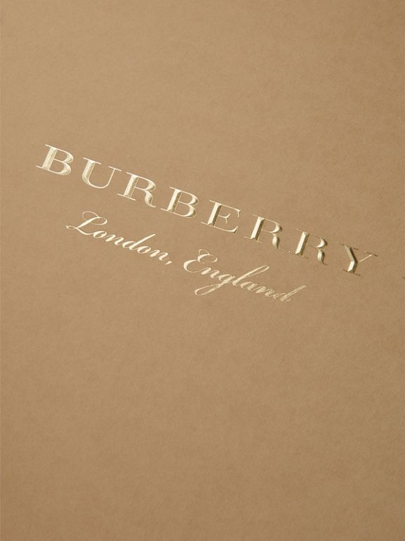 A4 Notebook Refill in Honey | Burberry Australia - cell image 1
