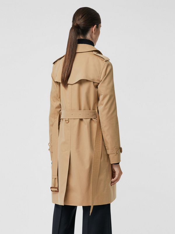 Trench coat Heritage Kensington (Miel) - Mujer | Burberry - cell image 2