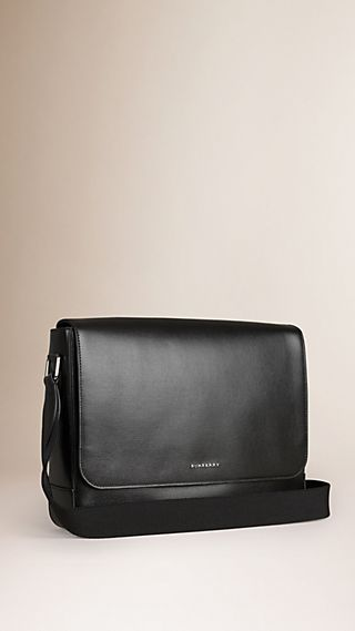 Borsa messenger in pelle London
