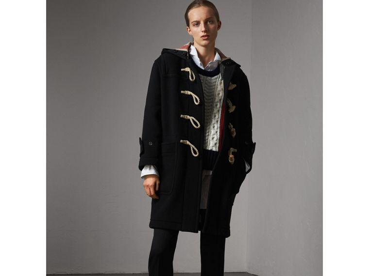 Montgomery The Greenwich (Nero) - Donna | Burberry - cell image 4