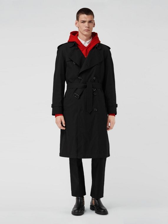 Trench coat Heritage The Westminster (Nero)