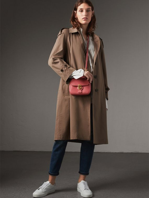 The Mini DK88 Top Handle Bag in Blossom Pink - Women | Burberry - cell image 2