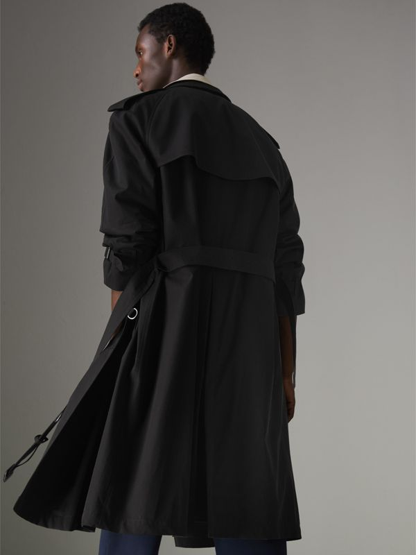 The Westminster Heritage Trench Coat in Black - Men   Burberry - cell image 2