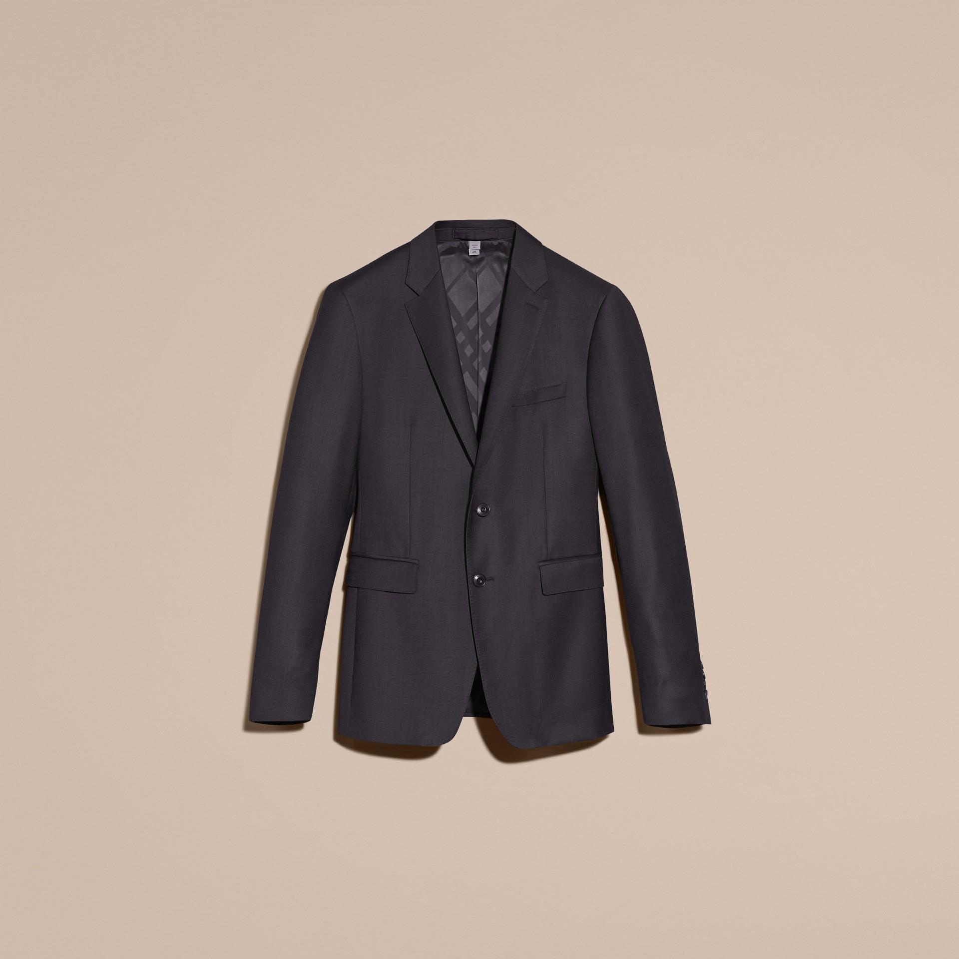 Slim Fit Travel Tailoring Wool Suit - gallery image 4