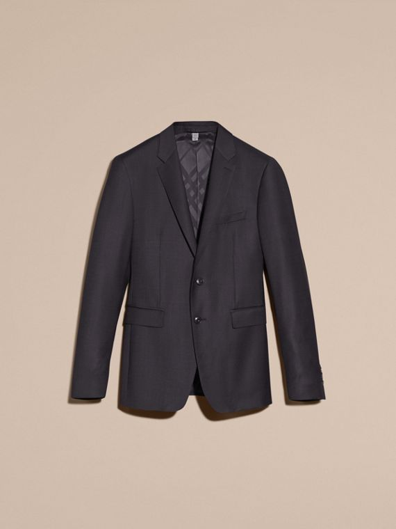 Slim Fit Travel Tailoring Wool Suit - cell image 3