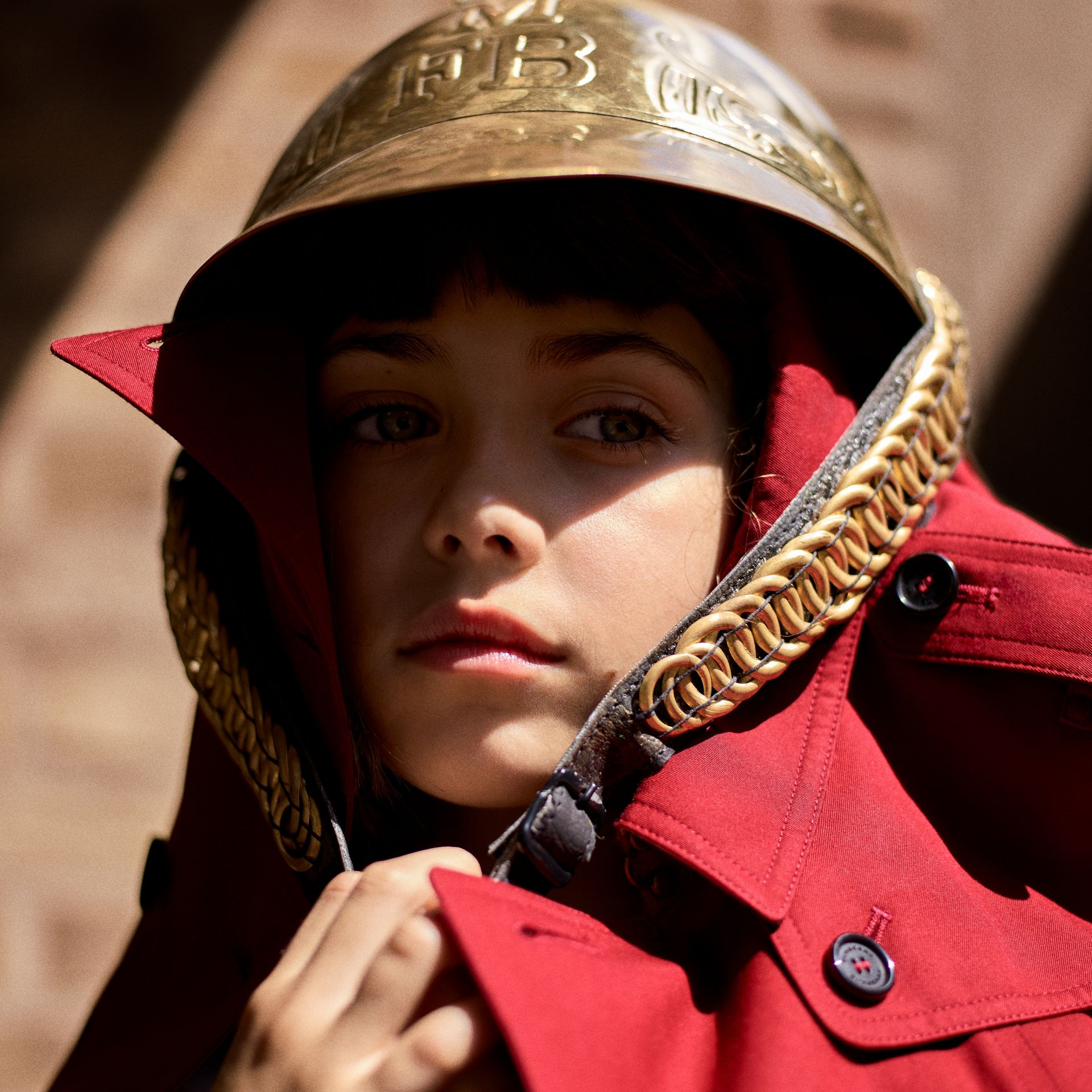 The Wiltshire – Trench Heritage (Rouge Parade) | Burberry - photo de la galerie 7