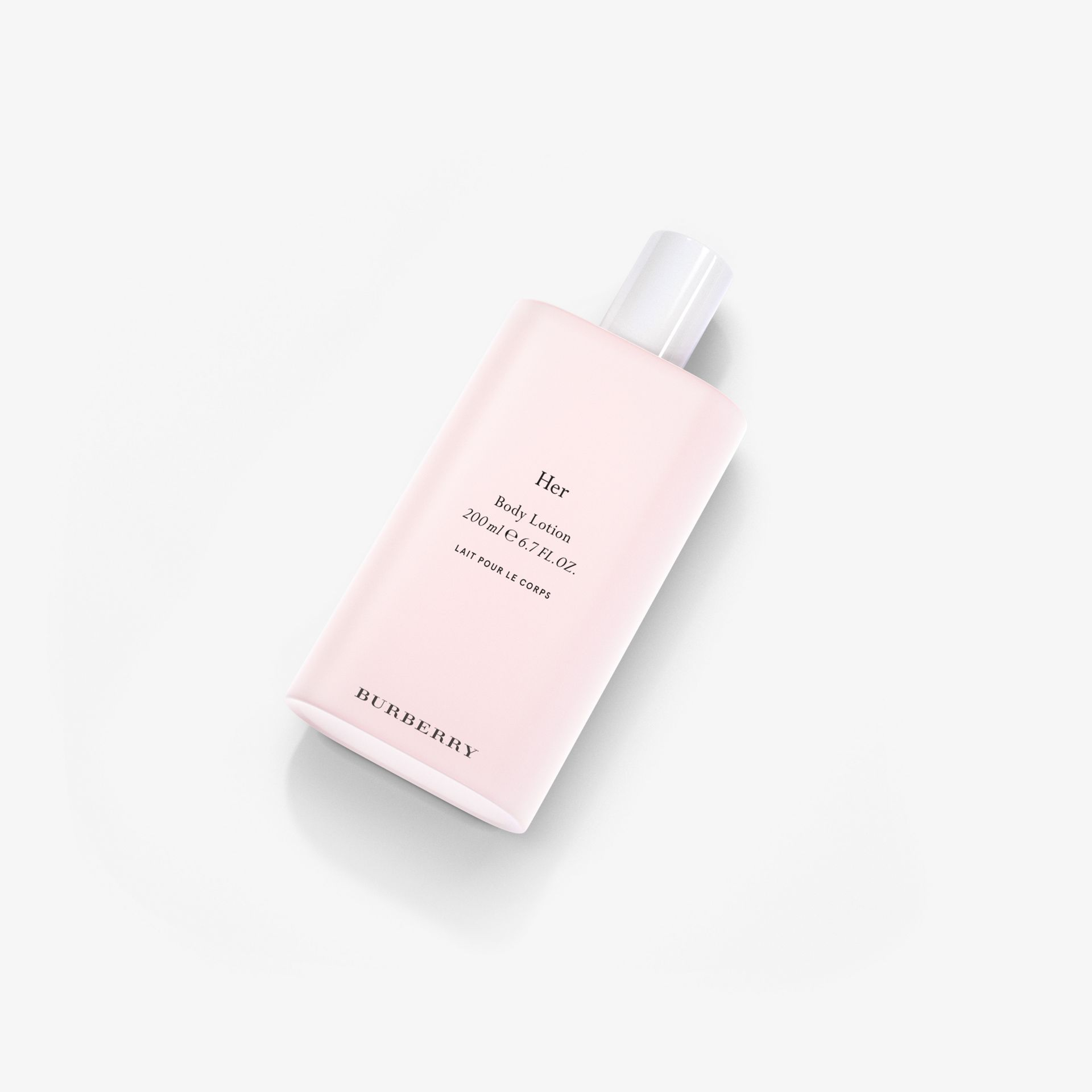 Her Body Lotion 200ml - Women | Burberry - gallery image 0