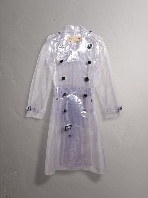 Trench coat in plastica (Cristallo) - Uomo | Burberry - cell image 3