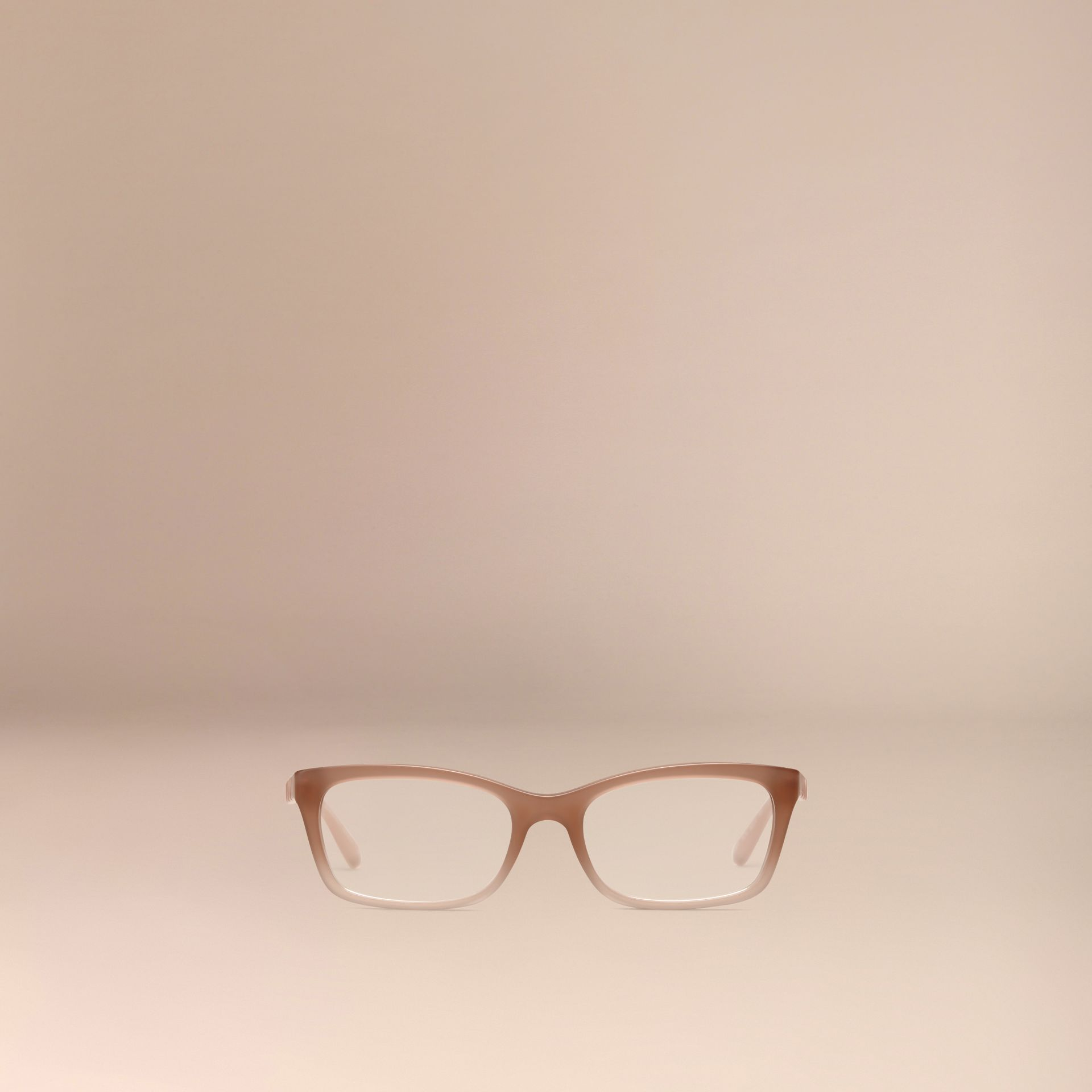 Check Detail Rectangular Optical Frames Trench - gallery image 2