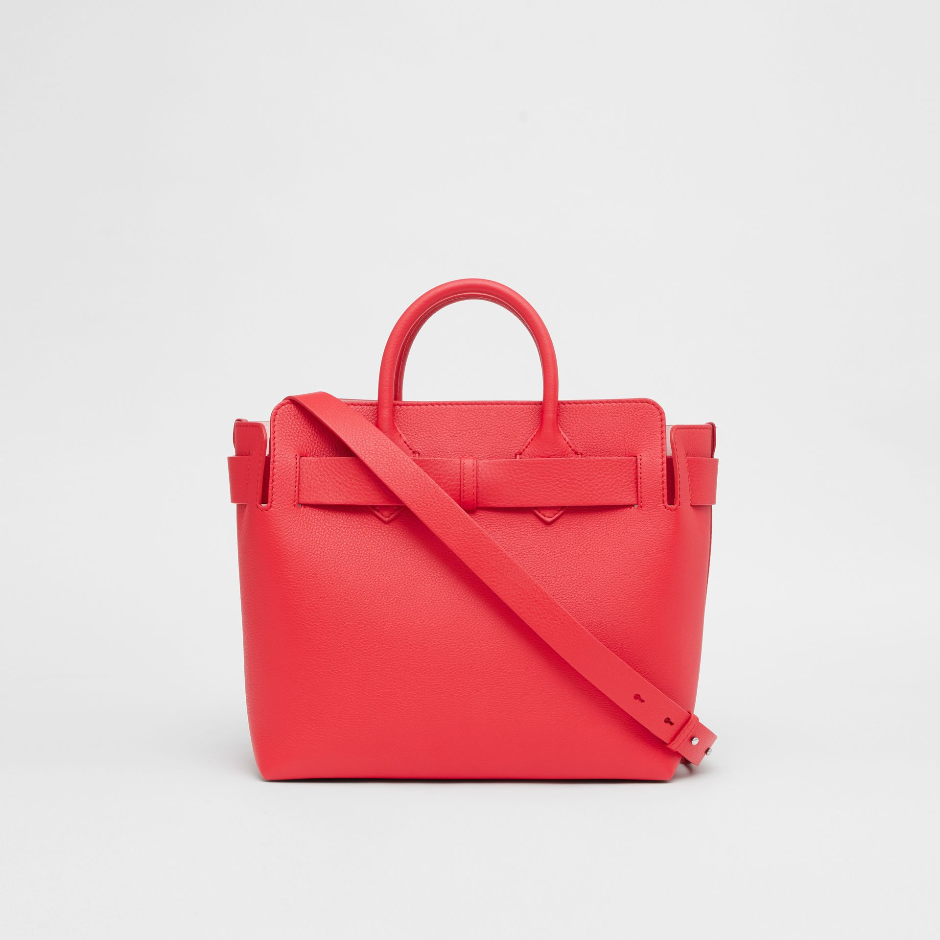 The Medium Belt Bag aus Leder mit Ziernieten (Leuchtendes Rot/alabasterrosa) - Damen | Burberry - Galerie-Bild 6