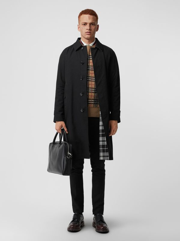 Aktentasche aus London-Leder (Schwarz) - Herren | Burberry - cell image 2