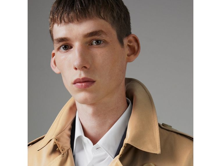 Trench coat Heritage The Kensington (Miele) - Uomo | Burberry - cell image 1