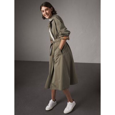 Burberry The Brighton - Extra-long Car Coat Free Shipping Exclusive Cheap Sale Real Outlet Locations Cheap Price Latest AclbEJsRf