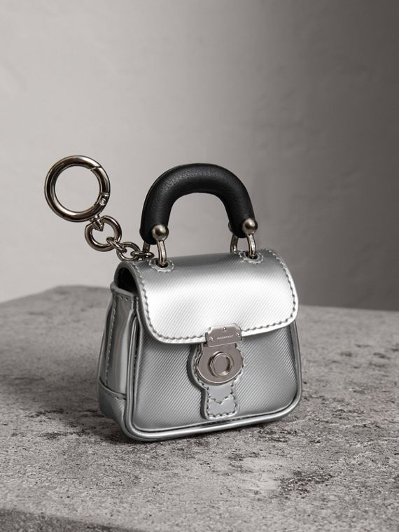 The DK88 Charm in Silver