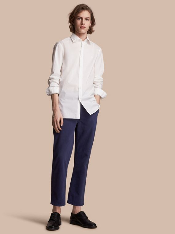 Japanese Cotton Poplin Shirt