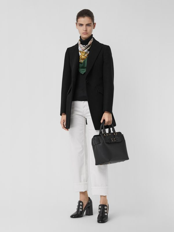 Borsa The Belt piccola in pelle (Nero) - Donna | Burberry - cell image 2