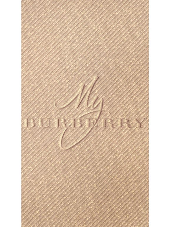 Gold Glow Fragranced Luminising Powder – Gold No.01 Limited Edition - Women | Burberry United States - cell image 1
