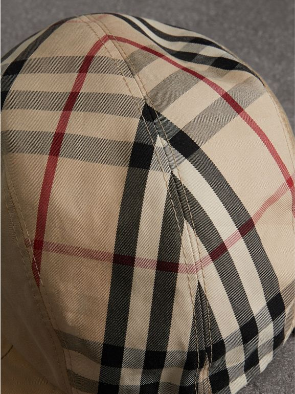 Gosha x Burberry Duckbill Cap in Honey | Burberry Canada - cell image 1