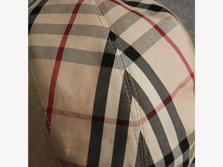Gosha x Burberry Duckbill Cap in Honey | Burberry Singapore - cell image 1