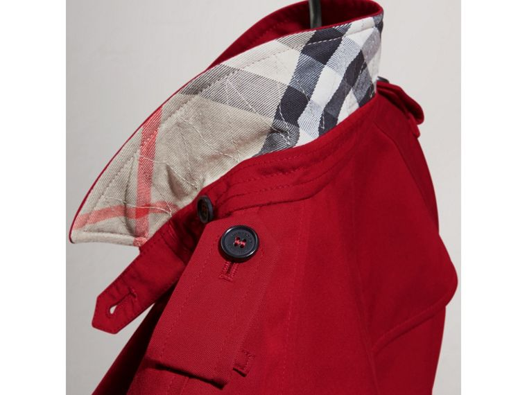 Trench coat The Wiltshire (Rosso Parata) | Burberry - cell image 4