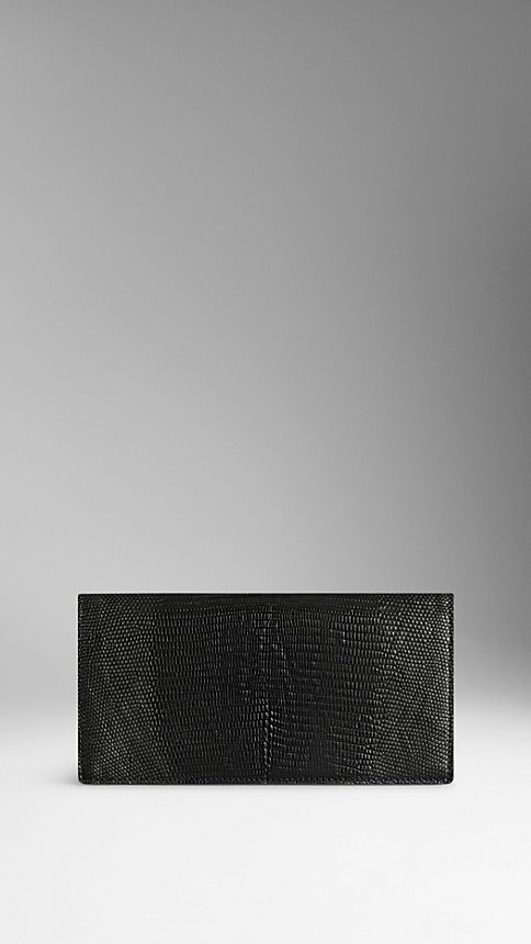 Black Lizard Continental Wallet - Image 2