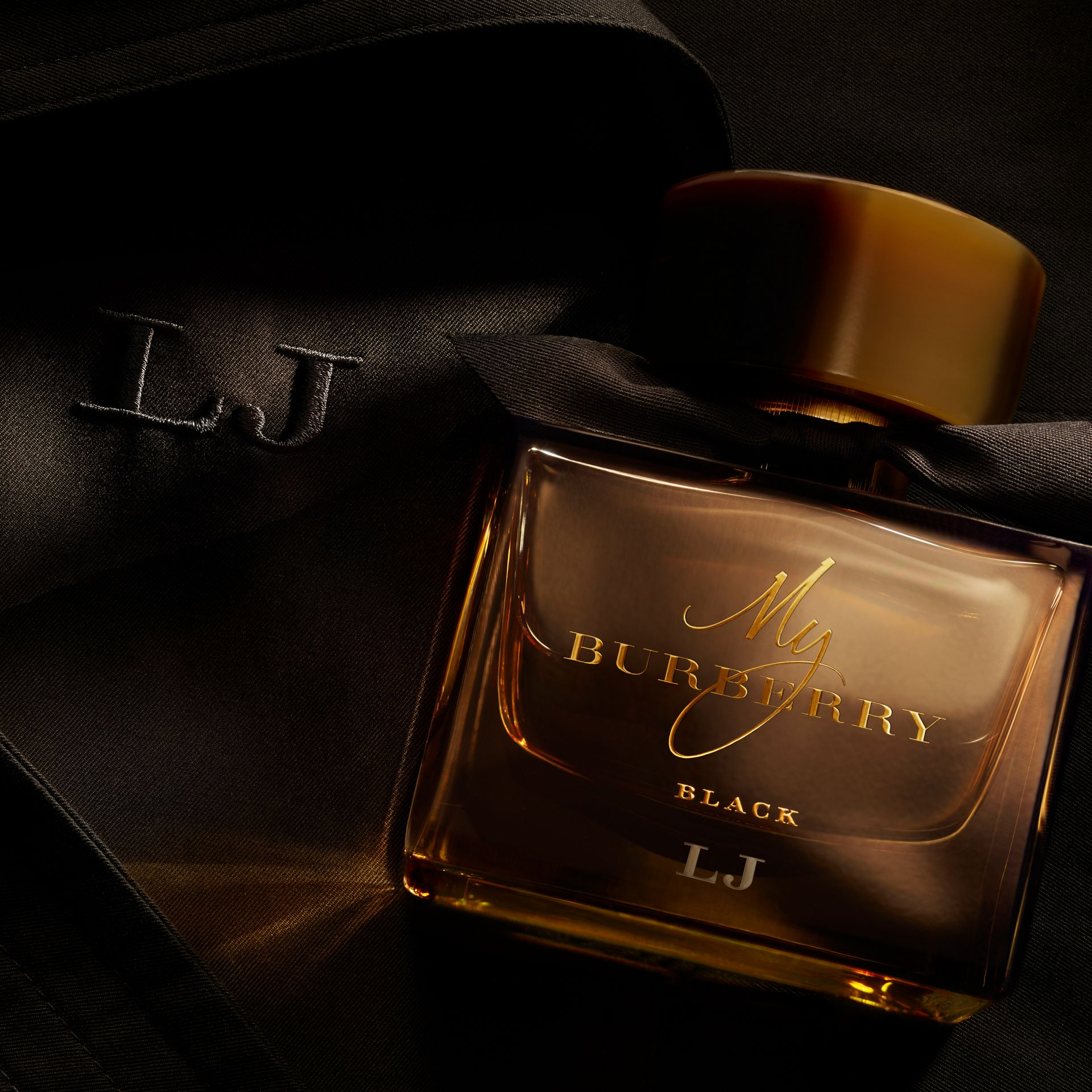 My Burberry Black Parfum 50ml - Women | Burberry - gallery image 4