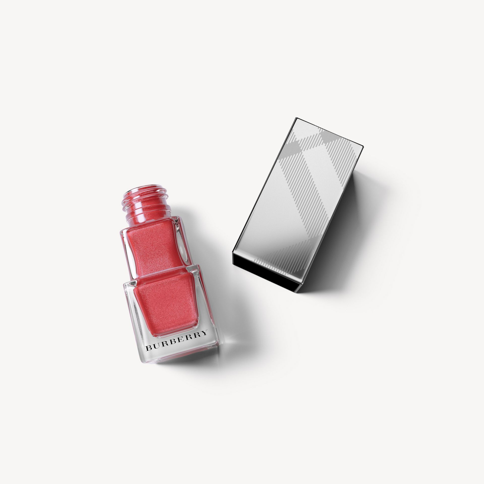 Nail Polish - Orange Poppy No.221 - Women | Burberry - gallery image 0