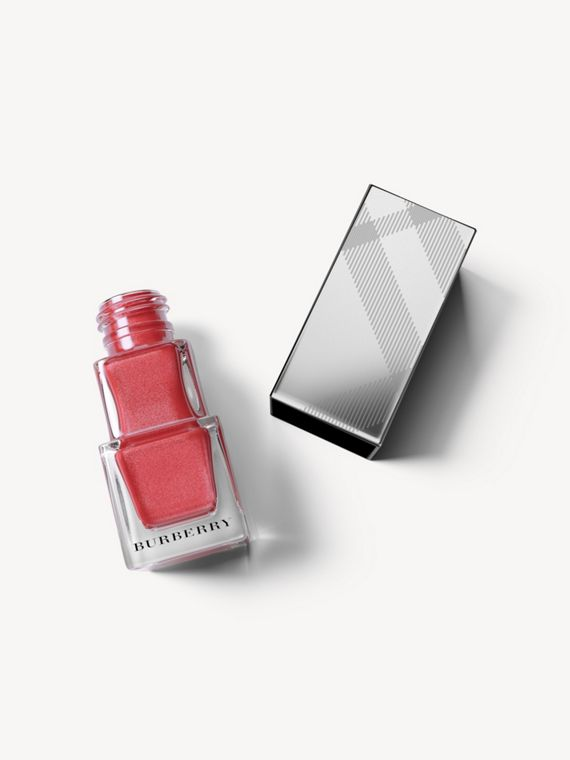 Nail Polish - Orange Poppy No.221 - Women | Burberry