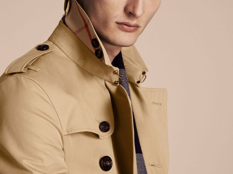 Miel Trench-coat Heritage long The Chelsea Miel - cell image 4