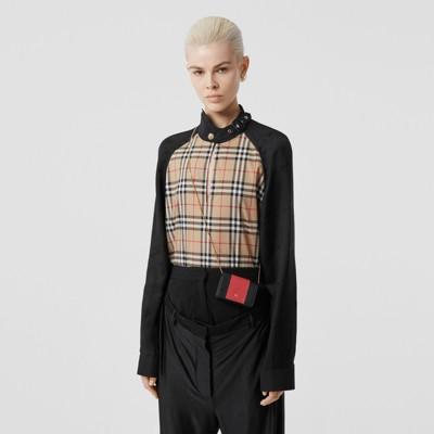 Burberry Abbigliamento Top Collezione On Line Vendita In