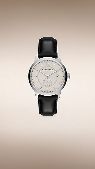 THE CLASSIC ROUND BU10000 40MM SUBSECOND