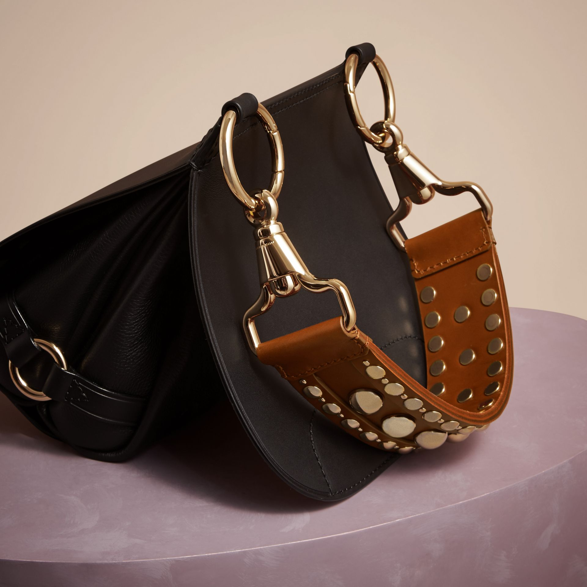 The Bridle Bag in Leather - gallery image 5