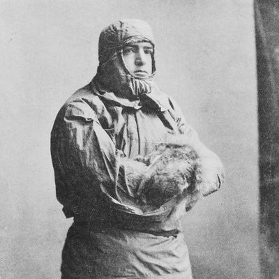 Ernest Shackleton 爵士