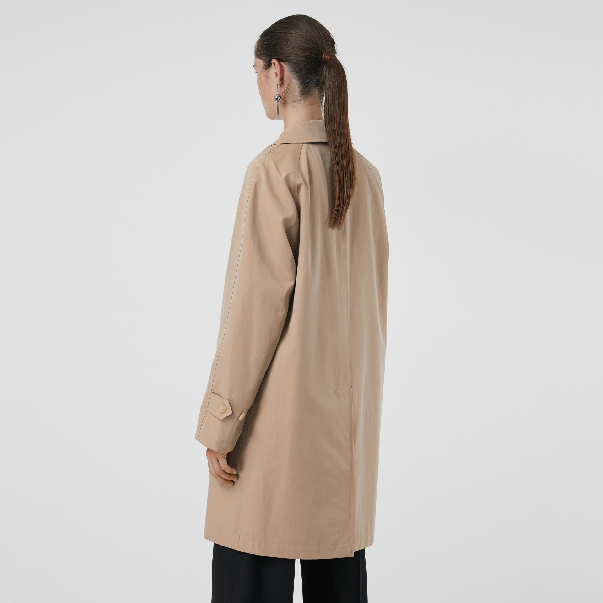 Car Coat The Camden (Miel) - Femme | Burberry - photo de la galerie 2