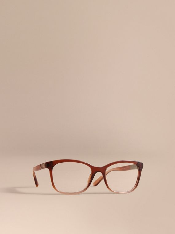 Check Detail Square Optical Frames