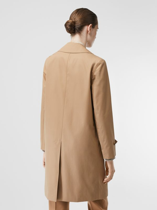The Pimlico Car Coat in Biscuit - Women | Burberry Hong Kong S.A.R - cell image 2