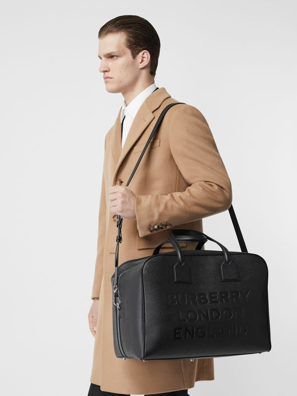 Grand sac Cube en cuir (Noir) | Burberry - cell image 2