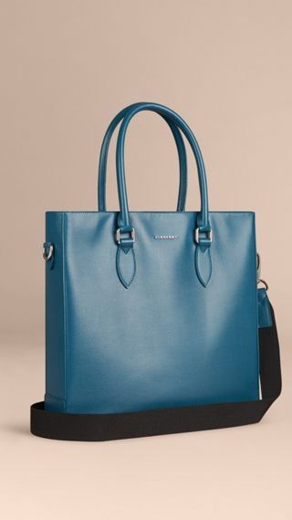 Sac tote en cuir London