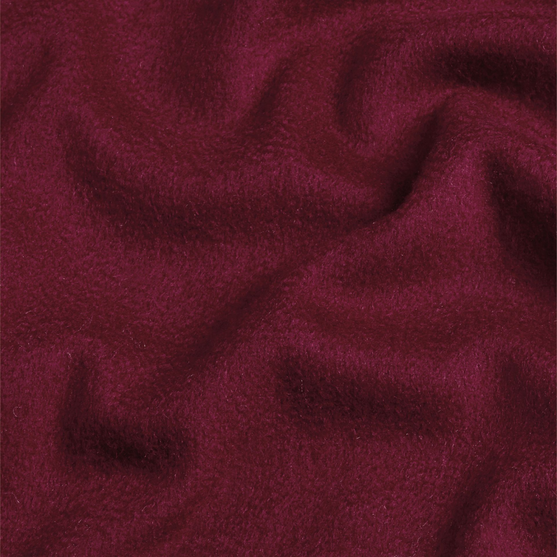 The Classic Cashmere Scarf in Plum - gallery image 5