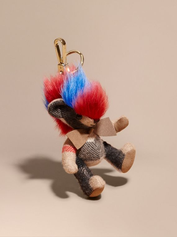 The Punk Thomas Bear Charm Camel
