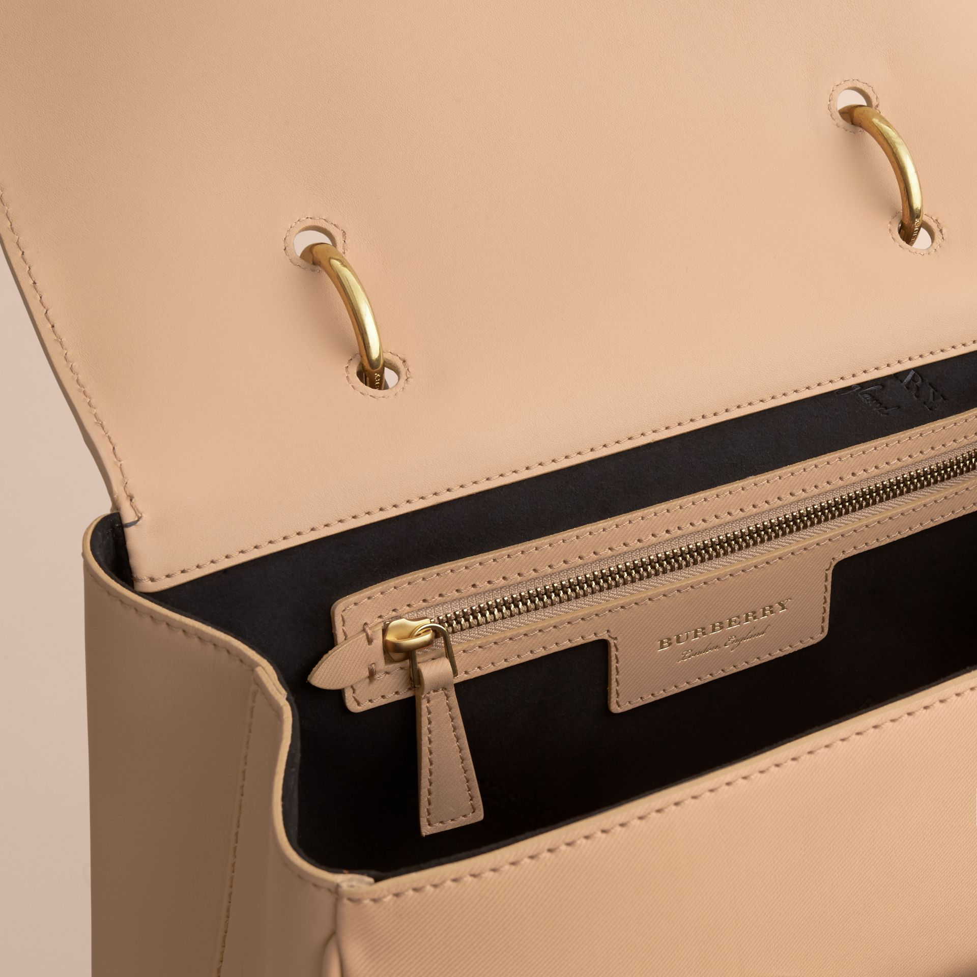 The Large DK88 Top Handle Bag - Women | Burberry - gallery image 6