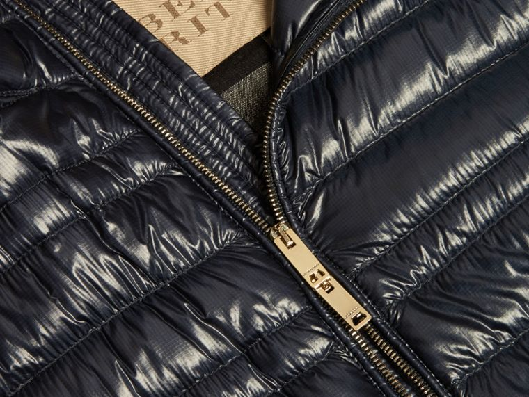 Lightweight Down-filled Gilet - Men | Burberry - cell image 1