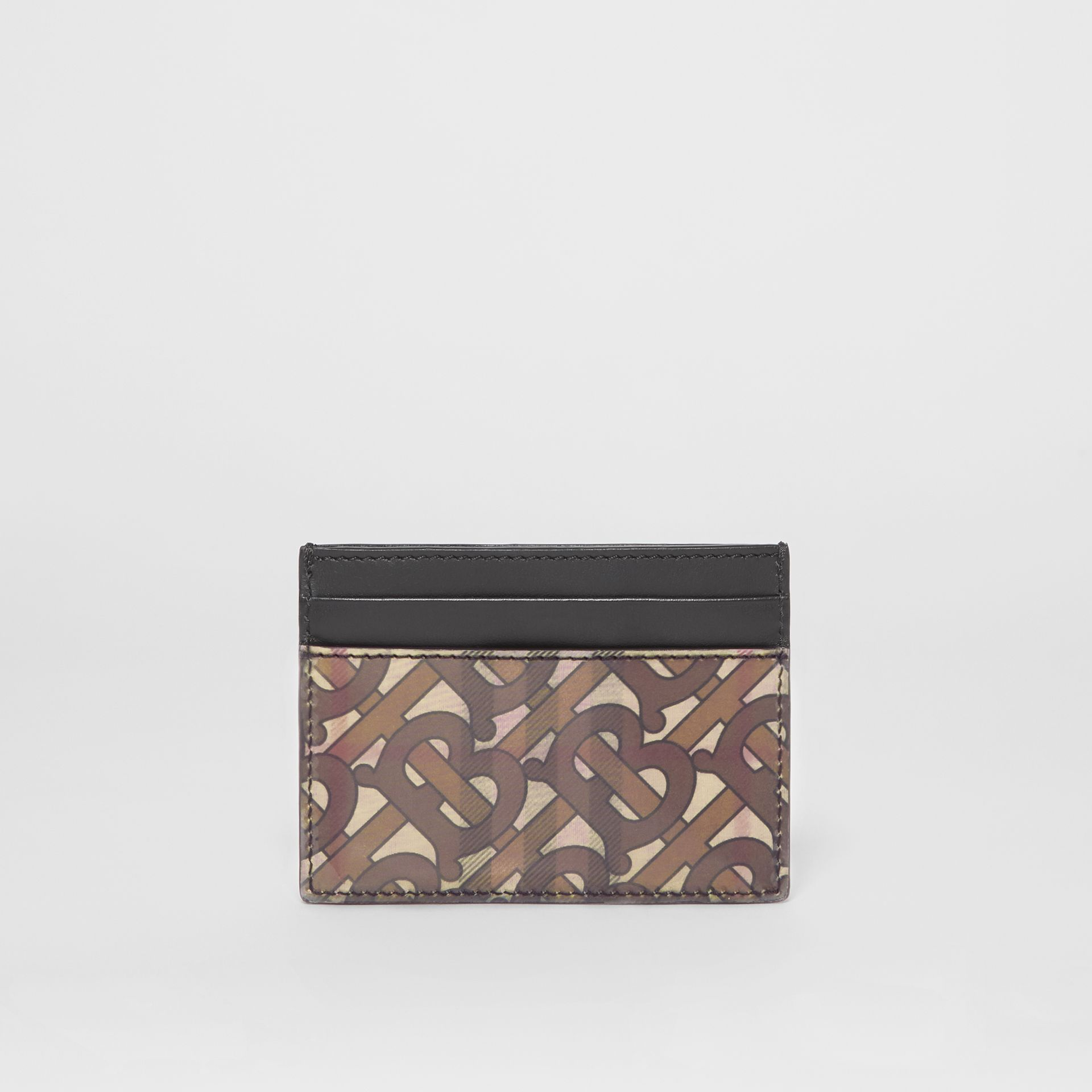 3D Print Card Case in Archive Beige - Men | Burberry United Kingdom - gallery image 4