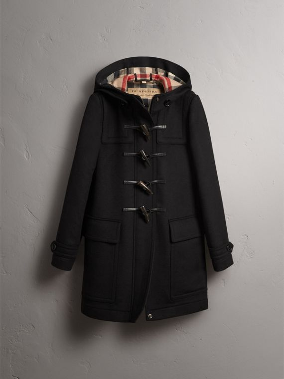 Wool Duffle Coat - Women | Burberry - cell image 3