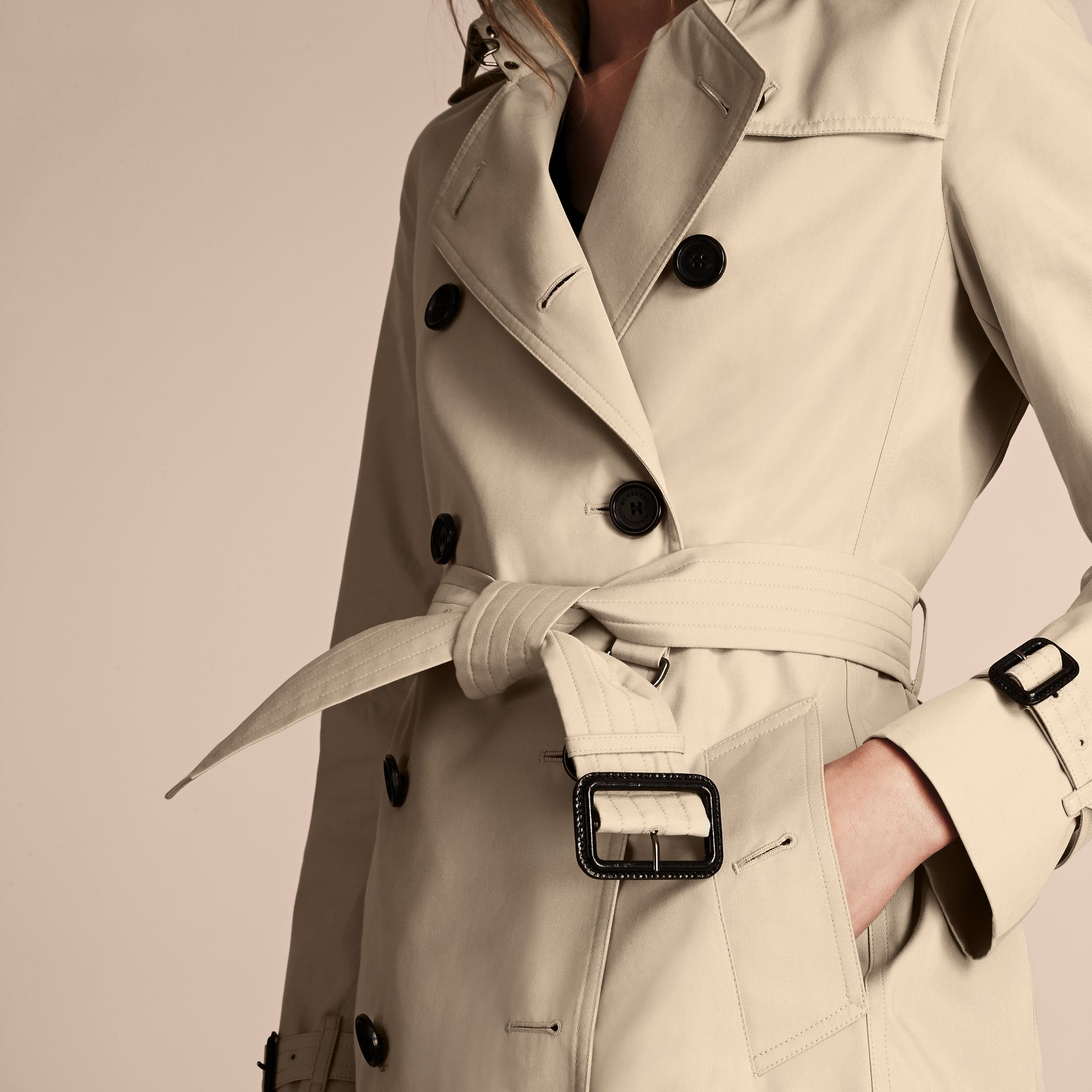Stone The Kensington – Trench-coat Heritage mi-long Stone - photo de la galerie 5